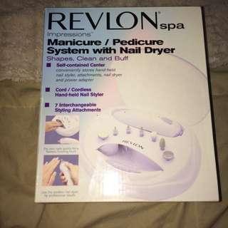 Revlon Nail Spa