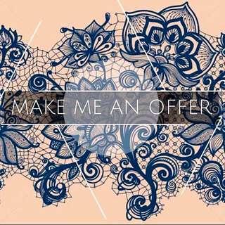 Make Me An Offer 💜