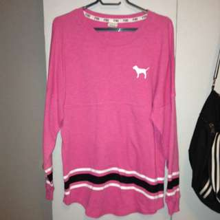 VS PINK Pullover