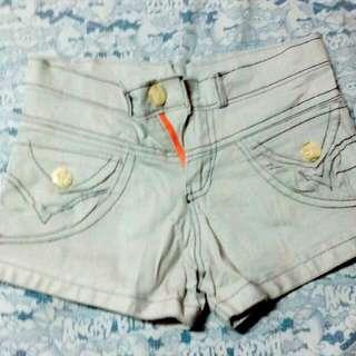 Gray Short