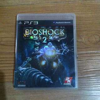 Bd Game Bioshock 2 PS3