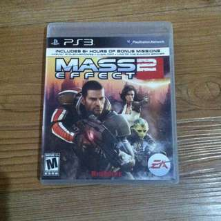 Bd Game Mass Effect 2 PS3