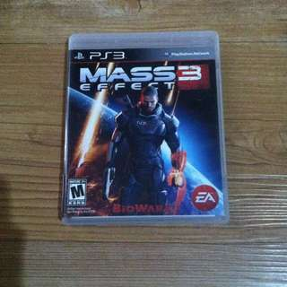 Bd Game Mass Effect 3 PS3