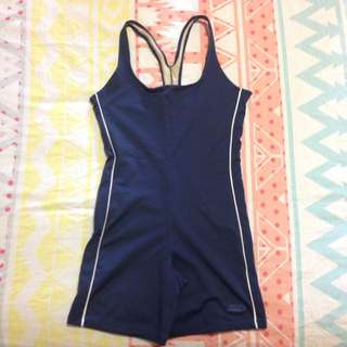 Swimmer Jumpsuit - Medium