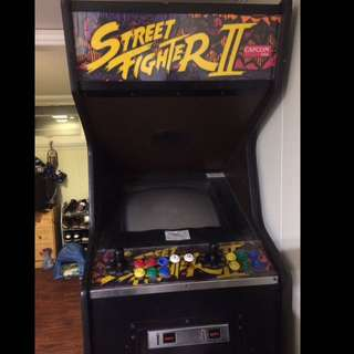 Street Fighter 2 Arcade $250 OBO