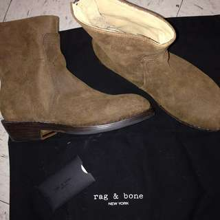 BRAND NEW Rag And Bone Shoes Size 7.5