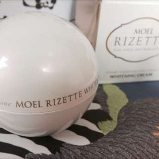Moel Rizette Whitening cream