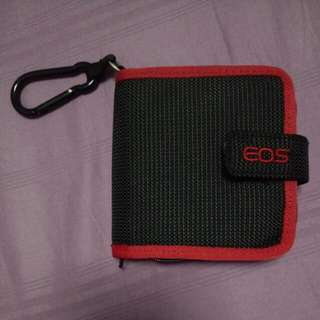 Canon Memory Card Pouch