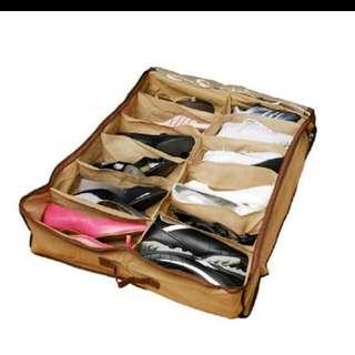 Tas Sepatu Praktis#organizer Sepatu
