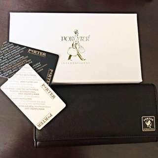 Porter International Long Wallet