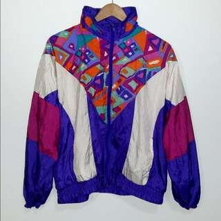 Vintage Style Wind Breaker / Jacket