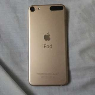 IPOD TOUCH 6 GOLD