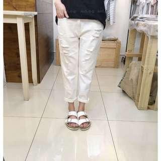 韓國男友褲