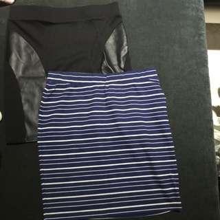 2 Tube Skirts
