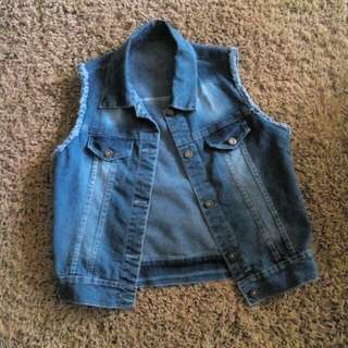 Outer Levis Jacket