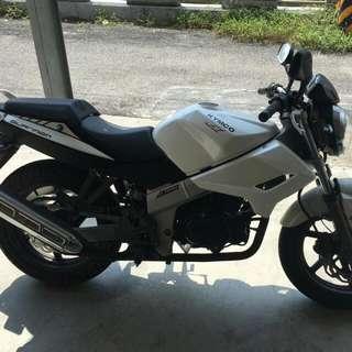 KYMCO 光陽 酷龍Quannon 150 FI (街車版)