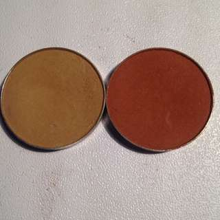 Makeup Geek Single Shadows