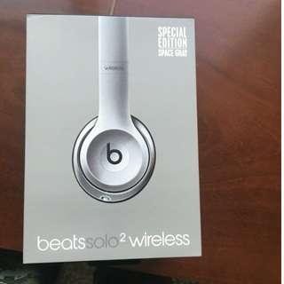 BEATS SOLO2 WIRELESS 藍牙耳機