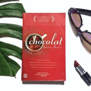 (PRELOVED) Joanne Harris-Chocolat
