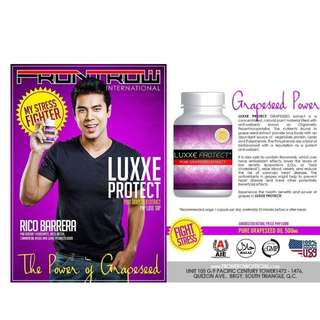 Luxxe Protect Grapeseed Extract 30softgel