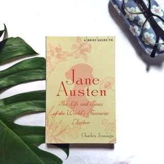 (PRELOVED) A Brief Guide To Jane Austen