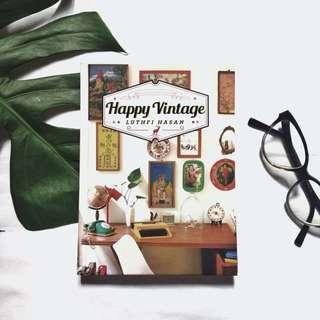 (PRELOVED) Happy Vintage