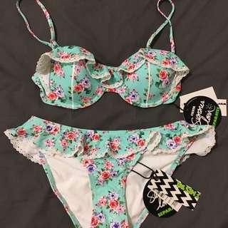 Floral Bikini Set from Fiesta / City Beach