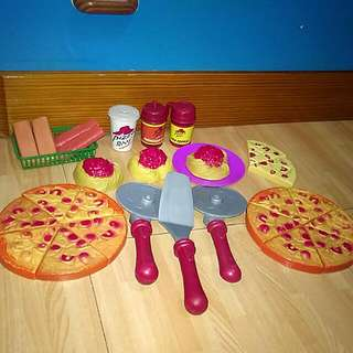Pizza Toy Bundle