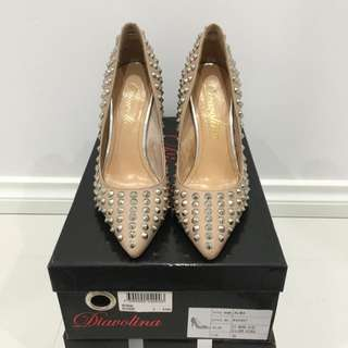 Size 5 Diavolina Shoes