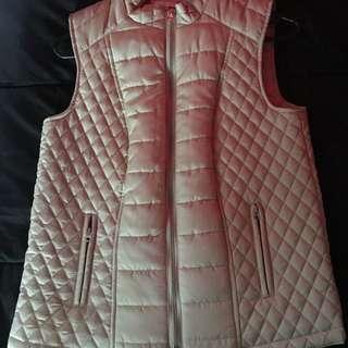 thin puff jacket