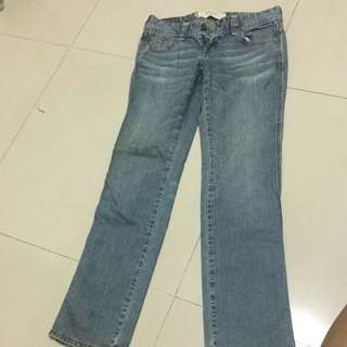 Levi's Slim Cut Patty Jeans