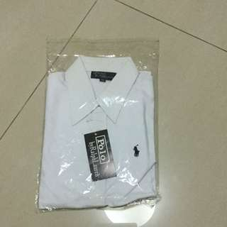 Polo Ralph By Ralph Lauren White Shirt