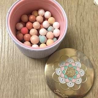 嬌蘭 蜜粉 幻彩流星蜜粉球
