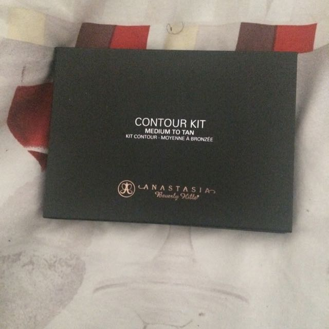 ANASTASIA contour Makeup From Sephora