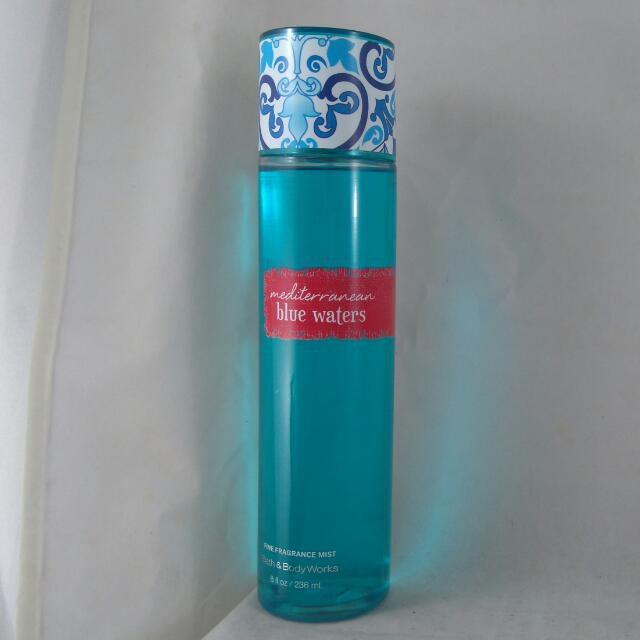 Bath & Body Works Mediterranean Blue Waters 236ml Mist