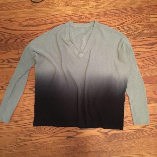 BCBG Ombré Sweater
