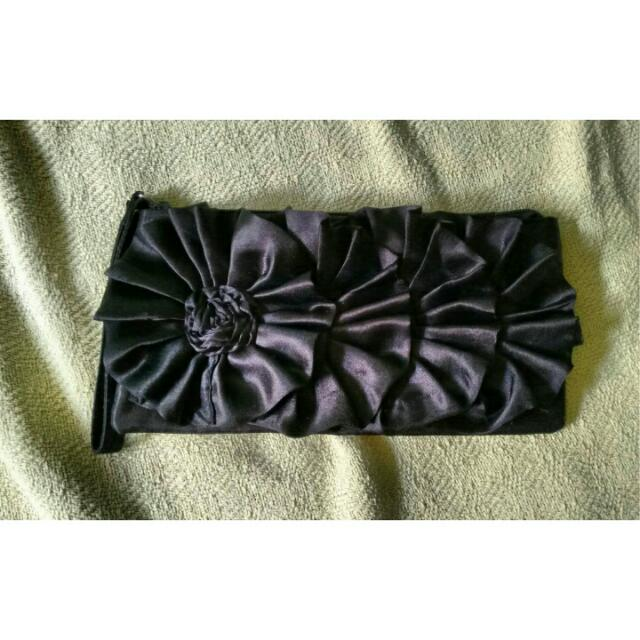 Black Formal Clutch