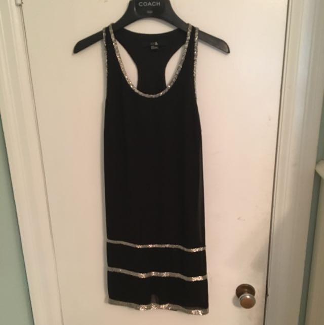 Black Sparky Dress