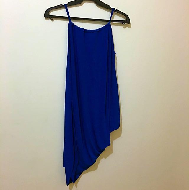 Blue Cole Vintage Dress