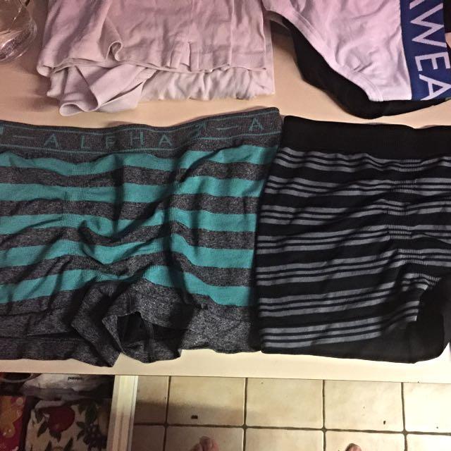 Brand New 100% Cotton Underwear M-L Size