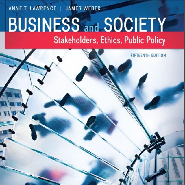 Business and society stakeholders ethics public policy 15th photo photo photo fandeluxe Image collections