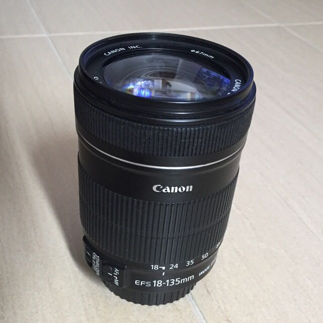 Canon 18-135mm 3.5-5.6 IS