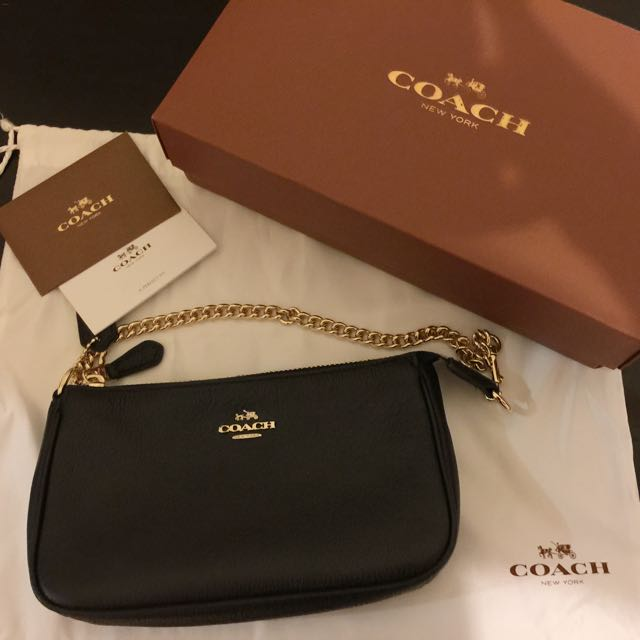 Coach Mini Bag- Authentic
