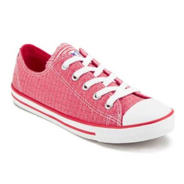 Converse Chuck Taylor Dainty All Star Slim Canvas Shoes