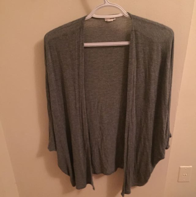 Garage Grey Cardigan