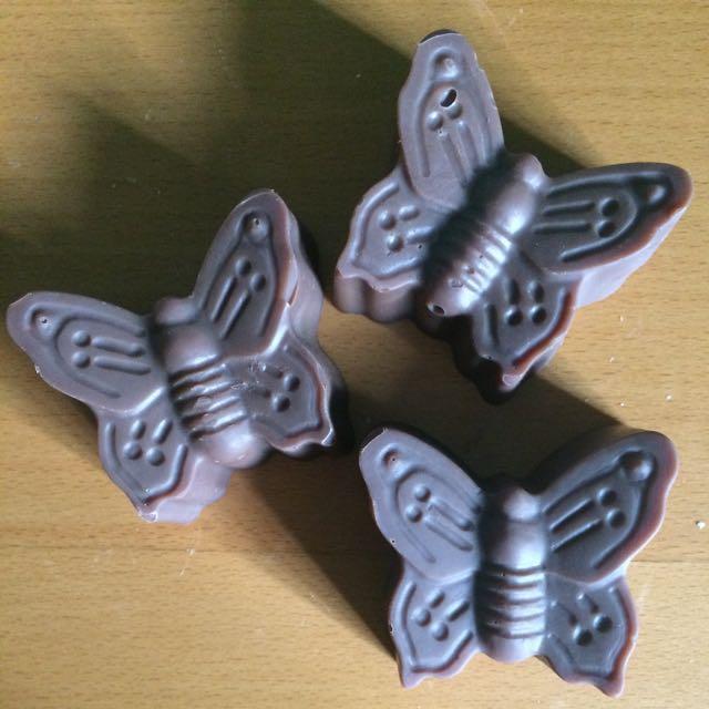 Handmade Soap - Chocolate Scented