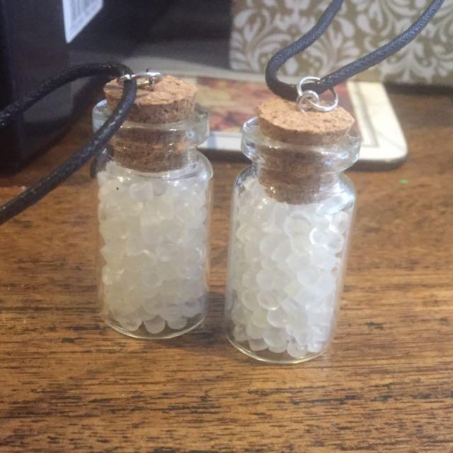 Vanilla Bean Necklaces