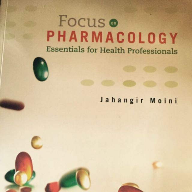 Health Science 3rd Year Pharmacology