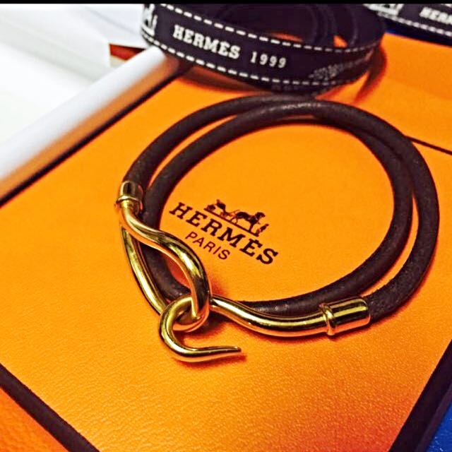 Hermes jumbo hook 手環 項鍊