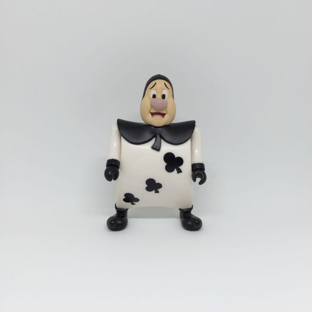 🚫Kubrick 迪士尼 撲克人 撲克牌人 撲克牌兵 撲克士兵 愛麗絲夢遊仙境 積木人 公仔 玩偶 盒玩